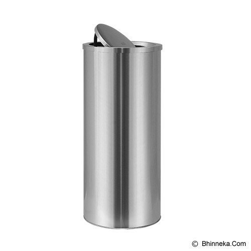 HIGH POINT Nobi Trash Bin [AEK9410CMT] - Keranjang Sampah